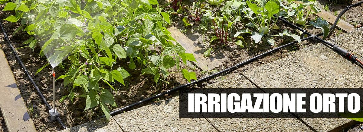 Irrigazione Dell Orto Caminada Sementi Sa